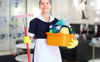finding a maid service