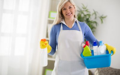 hiring a maid service